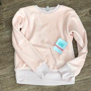 Girls Athleta sweatshirt Size L/12